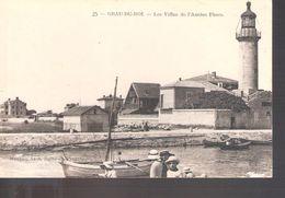 GRAU DU ROI....VILLAS DE L ANCIEN PHARE - Francia