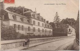 LOUVECIENNES  INTERIEUR DE L'EGLISE - Louveciennes