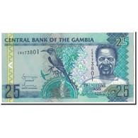 The Gambia, 25 Dalasis, 2006, KM:27, NEUF - Gambie