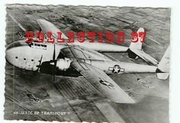 """62 - U.S. FAIRCHILD  """" PACKET """" C 82 - AVION CARGO < AVIATION De GUERRE - 1939-1945: 2. Weltkrieg"""