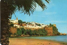 Marokko: Rabat, Ansicht Vom Meer - Marokko