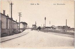 KEHL. Am Rheinhafen. 2847 - Kehl