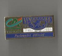 Pin´s Vendée Globe 92 93 CA Partenaire Officiel - Sailing, Yachting