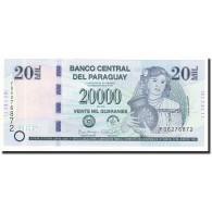 Paraguay, 20 000 Guaranies, 2015, NEUF - Paraguay