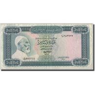 Libya, 10 Dinars, Undated (1972), KM:37b, TTB - Libye