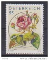 "Österreich 2010: ""Die Rose"" Gestempelt (siehe Scan/Foto) - 1945-.... 2. Republik"