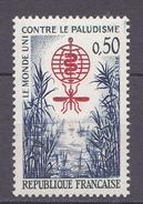 N°1338 Eradication Du Paludisme : Timbre Neuf Sans Charnière - France