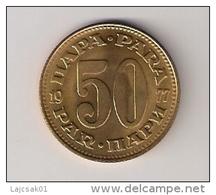 Yugoslavia 50 Para 1977. UNC/AUNC KM#46 - Joegoslavië