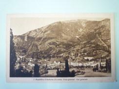 Republica D'ANDORRA  :  ESCALDES  -  Vue Générale   XXX - Andorre
