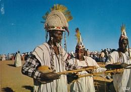 REPUBLIQUE DU NIGER MUSICIENS MAOURIS DE DOGONDOUTCHI   (dil304) - Niger
