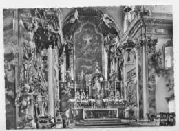 Stiftskirche EINSIEDEIN HOCHALTAR - SZ Schwyz