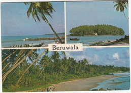 Beruwala - 54 Kilometers From Colombo - A Pittoresque Holiday Resort On The South Coast - Sri Lanka - Sri Lanka (Ceylon)