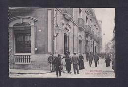 Espagne Huelva Calle De Joaquin Costa ( Animée Papeleria Inglesia) - Huelva