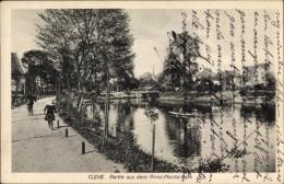 Cp Kleve In NRW, Partie Aus Dem Prince Moritz Park - Germany