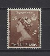 TOKELAU . YT  4 Neuf ** Couronnement D'Elizabeth II 1953 - Tokelau