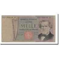 Italie, 1000 Lire, 1969-1981, KM:101f, 1979-05-10, B - [ 2] 1946-… : République