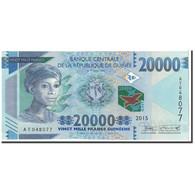 Guinea, 20000 Francs, 2015, KM:47, NEUF - Guinée