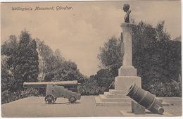 Wellington's Monument - (Canons) - Gibraltar - Gibraltar