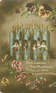 """BEBES - BEBES DANS DES OBUS DE 75 """" DES CANONS ! DES MUNITIONS ! C'EST NOUS QUI SERONS LES GARDIENS DE LA NATION - Bébés"""