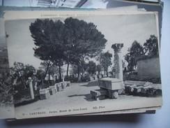 Tunesië Tunisie Tunesia Carthage Jardin Saint Louis - Tunesië