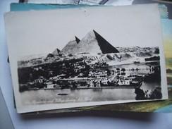 Egypte Egypt Pyramids And Old City - Piramiden