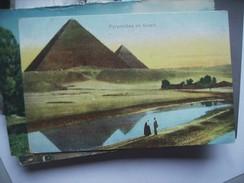 Egypte Egypt Pyramids Gizeh - Gizeh