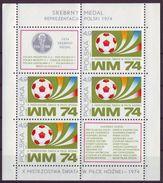 POLAND 2328,unused,football - Coppa Del Mondo