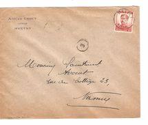 TP 123 Albert Pellens S/L.Anicet Cobut Avocat Mettet C.Mettet 30/4/1914 V.Namur JS45 - 1912 Pellens