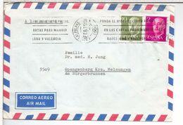 CANARIAS LAS PALMAS CC SELLOS BASICA DE FRANCO - 1931-Hoy: 2ª República - ... Juan Carlos I