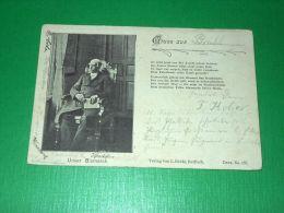Cartolina Germania - Unser Bismarck 1900 - Postcards