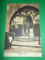 Cartolina Barletta - Eraclio 1925 Ca - Bari