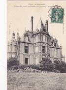 51. RILLY LA MONTAGNE. CPA .CHATEAU DES ROZAIS. ANNÉE 1908 - Rilly-la-Montagne