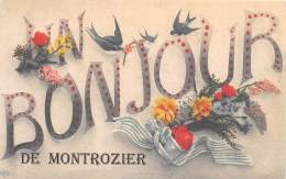 12 - AVEYRON / Fantaisie Moderne - CPM - Format 9 X 14 Cm - MONTROZIER - France