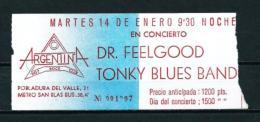 DR. FEELGOOD  (España) - Entradas A Conciertos
