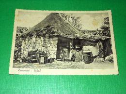 Cartolina Eritrea - Decamerè - Tukul 1937 Ca - Non Classificati