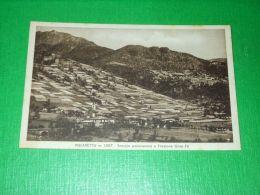 Cartolina Villaretto - Scorcio Panoramico E Frazione Gran Fè 1942 - Non Classificati