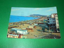 Cartolina Cattolica - La Spiaggia 1968 - Rimini