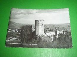 Cartolina Vittorio Veneto - Castello Di S. Martino 1940 Ca - Treviso