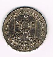 )  PILIPINAS  1  PISO  1972 - Philippines