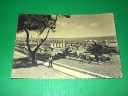 Cartolina Roseto Degli Abruzzi - Lungomare 1954 - Teramo