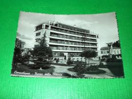 Cartolina Campobasso - Piazza Della Vittoria 1952 - Campobasso