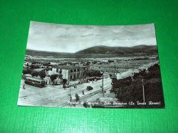 Cartolina Marina Di Carrara - Lido Paradiso ( La Tenda Rossa ) 1955 - Massa