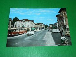 Cartolina Mogliano Veneto - Piazza Duca D' Aosta 1960 Ca. #2 - Treviso