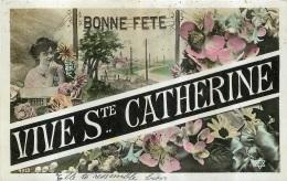 VIVE SAINTE CATHERINE 1909 - Prénoms