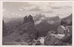 Forcella Fontana Negra - Rifugio Cantore (6-19) * 22. 8. 1935 - Belluno