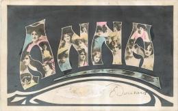 PRENOM  ANNA 1905 - Prénoms