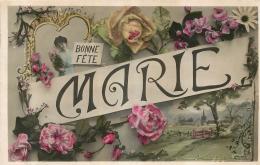 PRENOM   MARIE - Prénoms