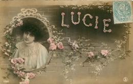 PRENOM LUCIE - Prénoms