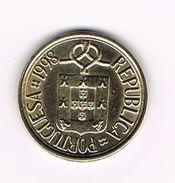 )  PORTUGAL  5  ESCUDOS  1998 - Portugal