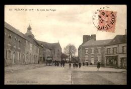 35 - PLELAN - LA ROUTE DES FORGES - Autres Communes